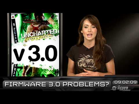 preview-IGN Daily Fix: 3D TV\'s and Firmware 3.0 Problems (IGN)