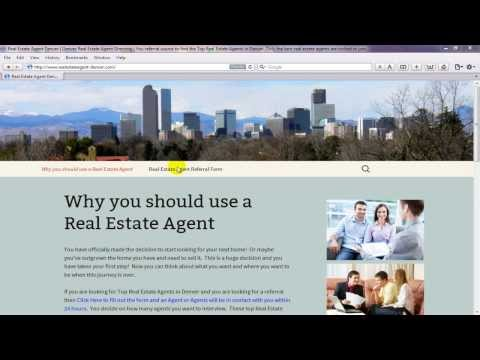 Real Estate Agent Denver
