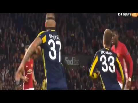Manchester United vs Fenerbahce 4--1 All Goals & Highlights 20⁄10⁄2016