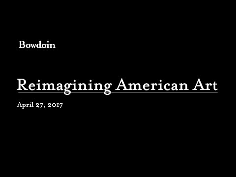 "Elliot Bostwick Davis: ""Reimagining 'American' Art: The MFA Boston and Museums of the Future"""