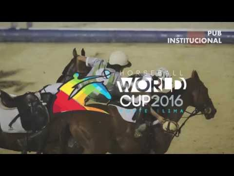 Campeonato do Mundo de Horseball 14 a 20 agosto 2016 Expolima   Ponte de Lima
