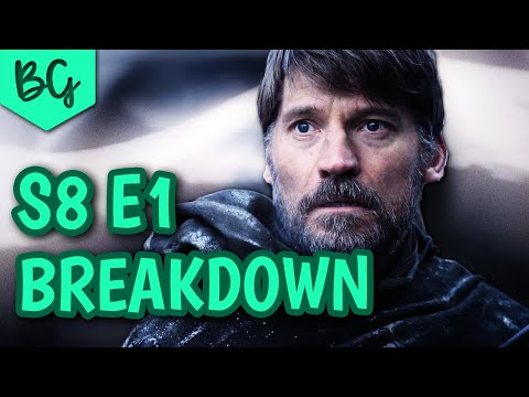 Game of Thrones Season 8 Episode 1 Breakdown, Analysis, and Review - Winterfell