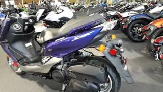 9. 2015 Yamaha SMAX