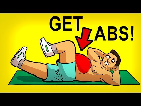 6 Best Ab Exercises (Proven By Science) (видео)