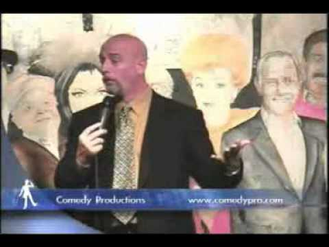 Bryan Cork - Comedian (Comedy Productions)