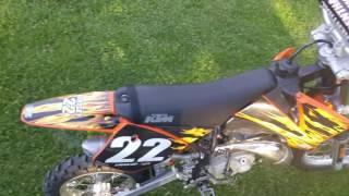2. 2007 KTM 50