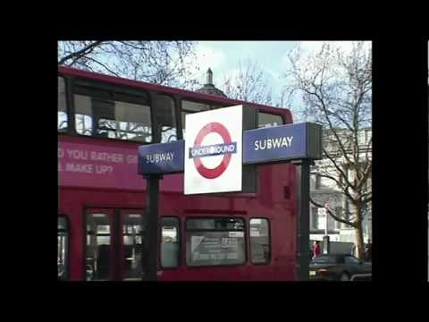 Großbritannien: Londoner U-Bahn - Anfänge und Entwi ...