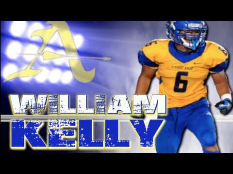 William Kelly '16 : Bishop Amat (CA) : Senior Yea