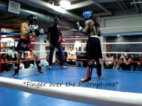 amatuer - My gym had a fight night to raise funds for breast cancer and I was one of the fighters. I just want to thank my instructors as well as my opponent. This was...