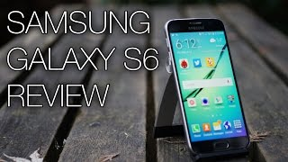 Samsung Galaxy S6 Smartphone Review