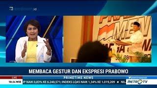 Video Ada Ketidakjujuran dari Gestur Prabowo? MP3, 3GP, MP4, WEBM, AVI, FLV Desember 2018