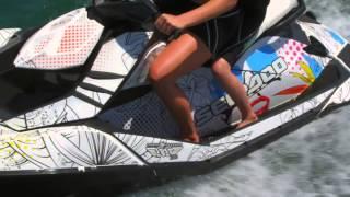 9. Introducing the new 2014 Sea Doo Spark Watercraft