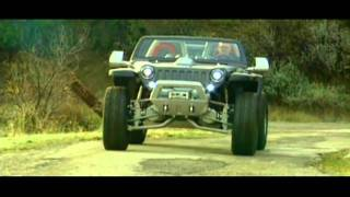 Jeep Hurricane - Dream Cars