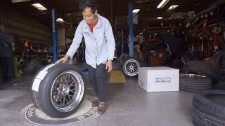New BRZ Wheels are HUGE!! by TJ Hunt