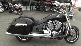 6. 002328 - 2010 Victory Cross Roads - Used Motorcycle For Sale