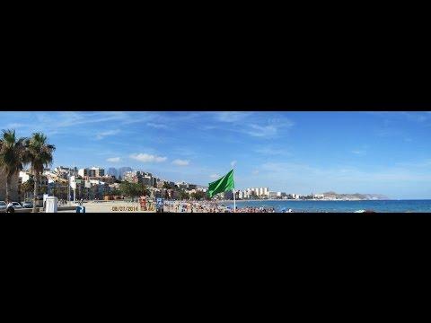 , title : 'наш отдых в Испании в скромном кемпинге у моря...'