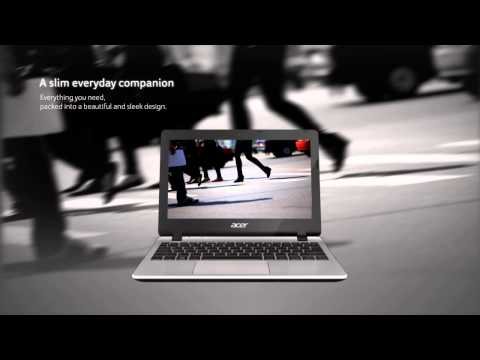 Acer Aspire E3-111 - Be cool on the move (Features & Highlights)