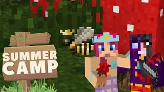 SUMMER CAMP! | With Kim & Amy! | Ep.6 REGINA GEORGE! | Amy Lee33