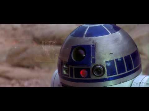 R2 is sad Obi Wan doesn't remember him...
