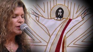 """""""A Ressurreição de Cristo é a nossa esperança"""" – Marisa Granero"""
