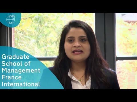 IGR IAE Rennes1 Graduate School of Management France International