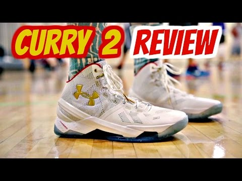 Under Armour Curry 2 Performance Review! видео