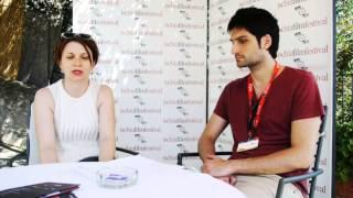 Ludovica Baldan - Convegno Cineturismo IFF 2013