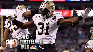 Defense leading Saints in quest for NFC's No. 1 seed | Pro Football Talk | NBC Sports