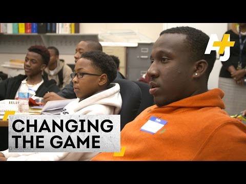 Changing The Game For Young Black Males In America