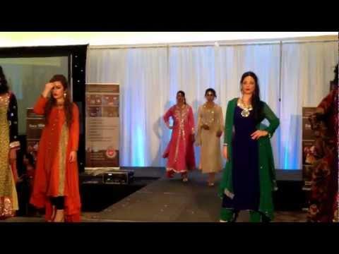 Wedding Dresses Collection Fashion Show 2014  New Wedding Lehengas