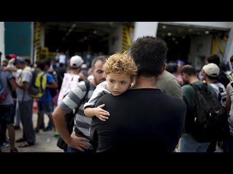 Διογκώνεται το κύμα των μεταναστών – Έμφραγμα στην «βαλκανική οδό»