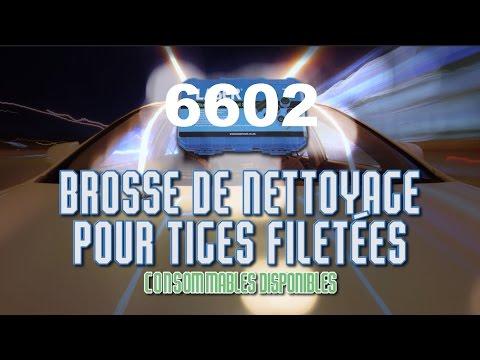 6602 | LaserTools Outil de nettoyage de goujons de roues