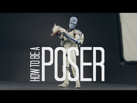 Cad Bane in Denal Disguise - How to be a Poser