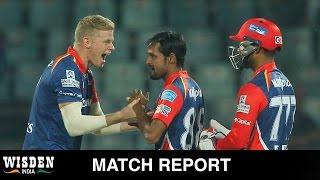 Dominant Delhi win big