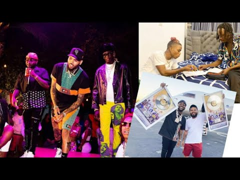 Davido Preform With Chris Brown & Young Thug | Naira Marley Sign Lyta | Kiddwaya father Terry Waya