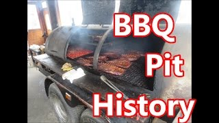 The History of BBQ, smoking and grilling by Louisiana Cajun Recipes