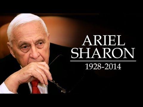 mampus jugak akhir nya si lahanat ni Ariel Sharon