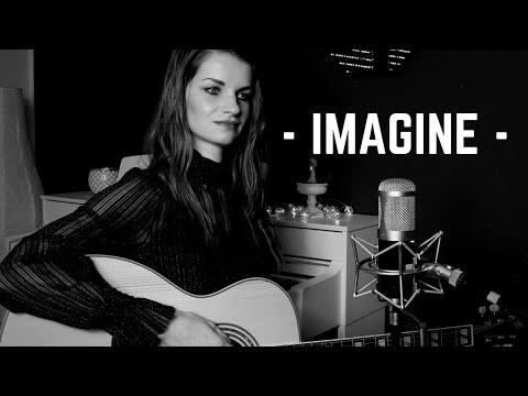 """John Lennon  """"Imagine"""" Cover by Diary of Madaleine Music"""