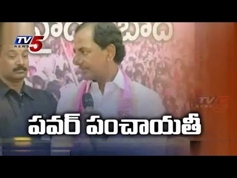 T.Leaders Complained to Central Ministers Over AP Govt : TV5 News