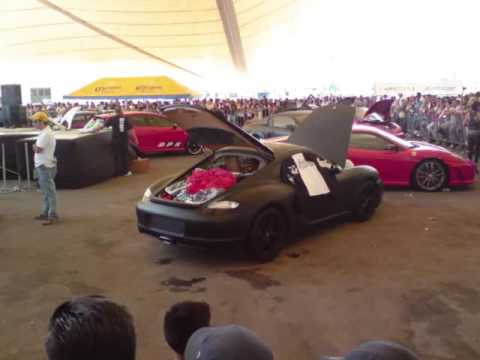 Sobre Ruedas Expo Car & Tuning Show Aguascalientes 2009.