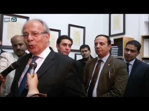 مصر العربية | وزيرا الثفافة والتنمية المحلية يفتتحان مركز توثيق تاريخ الإسماعيلية