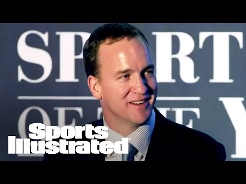 Peyton Manning's Emotional Sportsman of the Year Acceptance Speech   Sports Illustrated