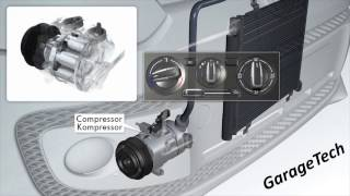 Video How does a cars Air Conditioning system work? MP3, 3GP, MP4, WEBM, AVI, FLV Juli 2018