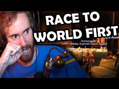 Asmongold Races To Get Scarlet Monastery Cathedral World First