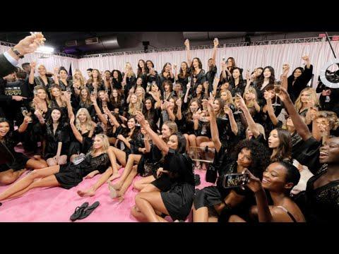 Some Victoria's Secret Models Reportedly Claim 'Misogyny'