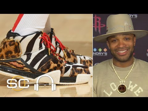 Video: PJ Tucker has lost count of how many sneakers he owns | SC with SVP