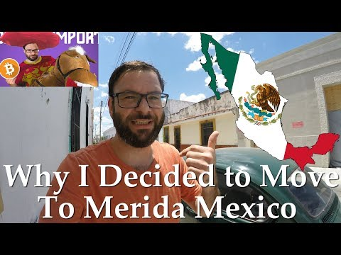 Why I Decided To Move To Mexico - How To Live Abroad With No Money - Why Did I Become An Expat?