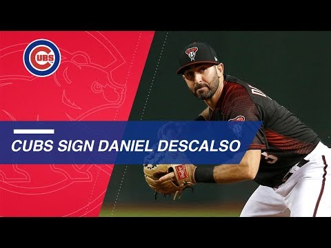 Video: Daniel Descalso enters free agency heading into 2019