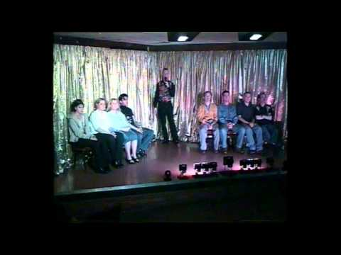 Comedy Hypnosis Show on Kerrang Radio with Jonathan Royle Hypnotist