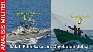 Download Video Menegangkan, Aksi Militer Indonesia Bebaskan Kapal Ini Dari Perompak Somalia MP3 3GP MP4